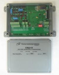 Блок измерения автоматики сушильных камер (влагомер СВД-03)
